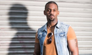 'I'm not just average. I've never been' … Richard Blackwood, star of one-man show Typical, was touted as Britain's answer to Will Smith.