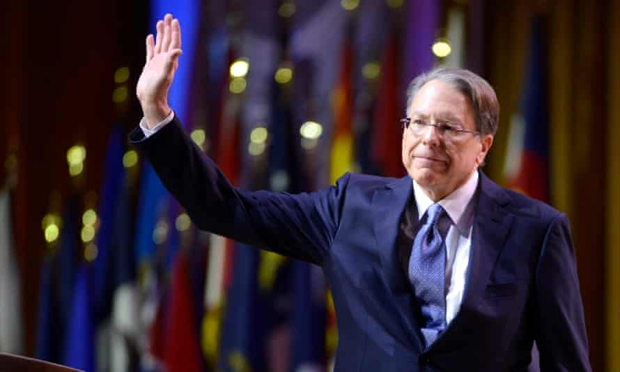 Wayne LaPierre, CEO of the NRA, declined to comment on or take part in the new film about gun violence, Under the Gun.