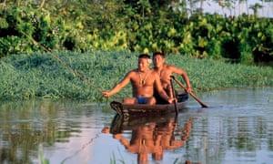 brazil tukano indigenous people
