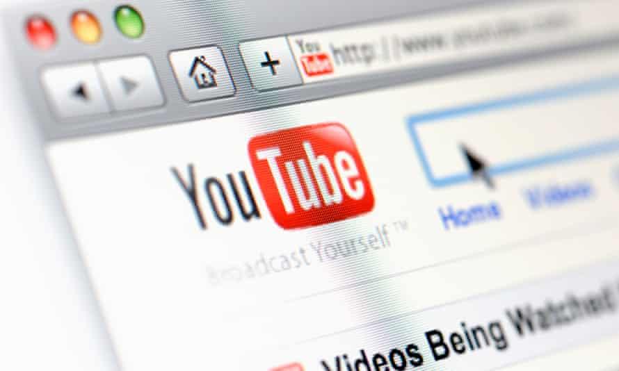 A YouTube screenshot