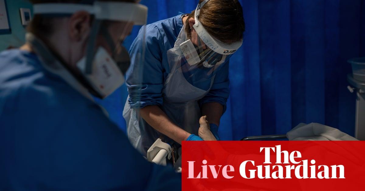 Coronavirus live news: UK health secretary warns NHS waiting list could double in month