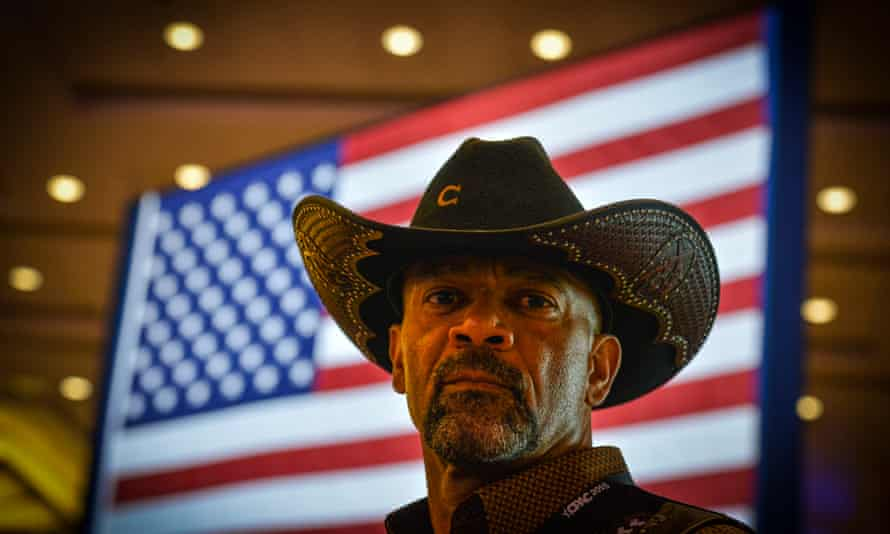Sheriff David A Clarke