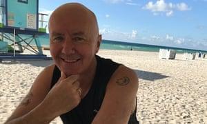 Irvine Welsh on Miami Beach