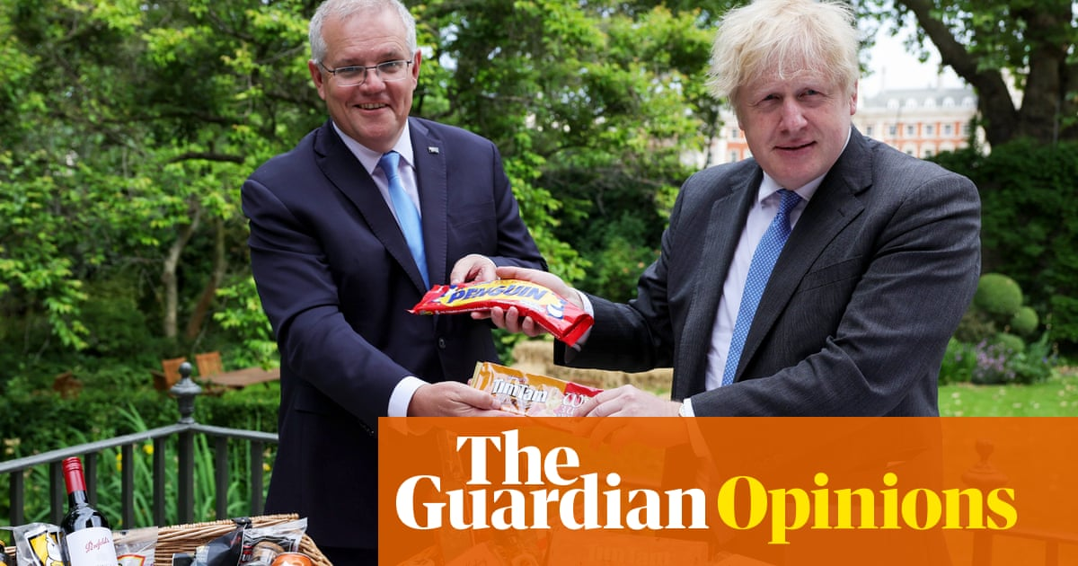 Marmite for Vegemite: Australia's free trade deal with the UK really is rather small beer