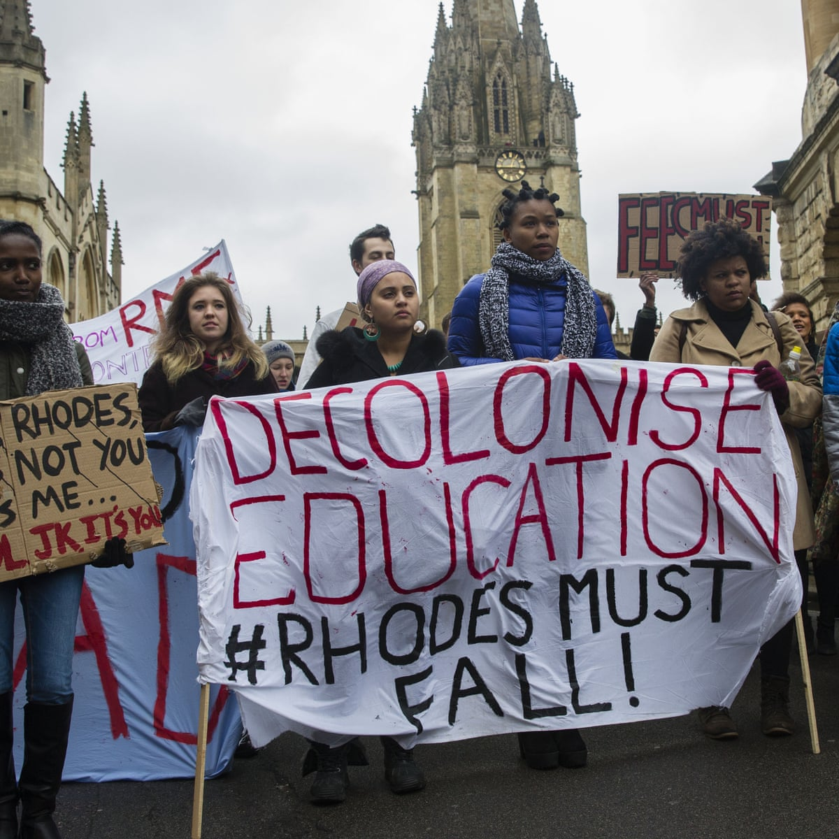 Academics: it's time to get behind decolonising the curriculum ...