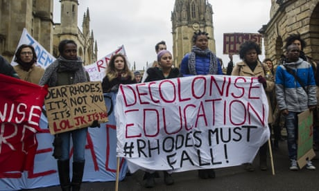 Racism in universities is a systemic problem, not a series of incidents