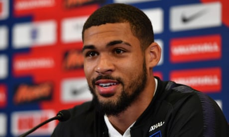 Ruben Loftus-Cheek: 'It would be stupid to rule England out' – video