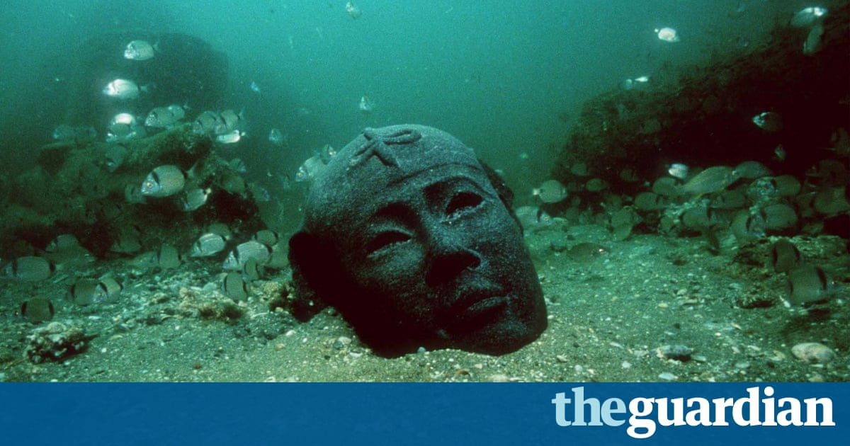 Lost Cities How ThonisHeracleion Resurfaced After Years - 23 amazing things divers discovered bottom ocean