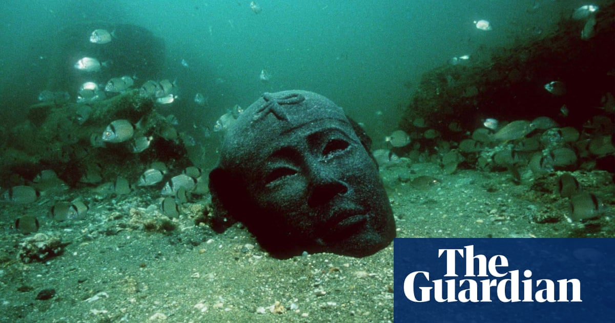 Lost Cities 6 How Thonis Heracleion Resurfaced After 1 000 Years Under Water