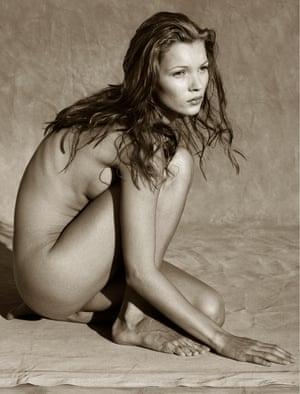 Kate Moss, Marrakech, Morocco, 1993