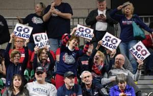 Gonzaga fans