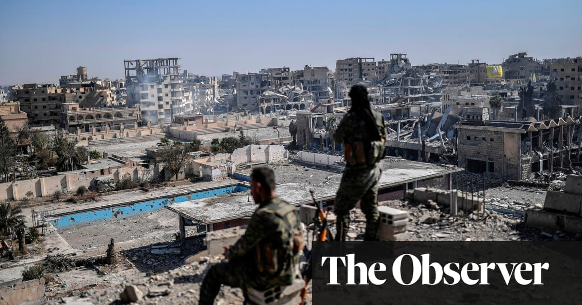Rise and fall of Isis: its dream of a caliphate is over, so what now