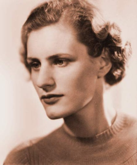 Diana Athill at Oxford just before the second world war.