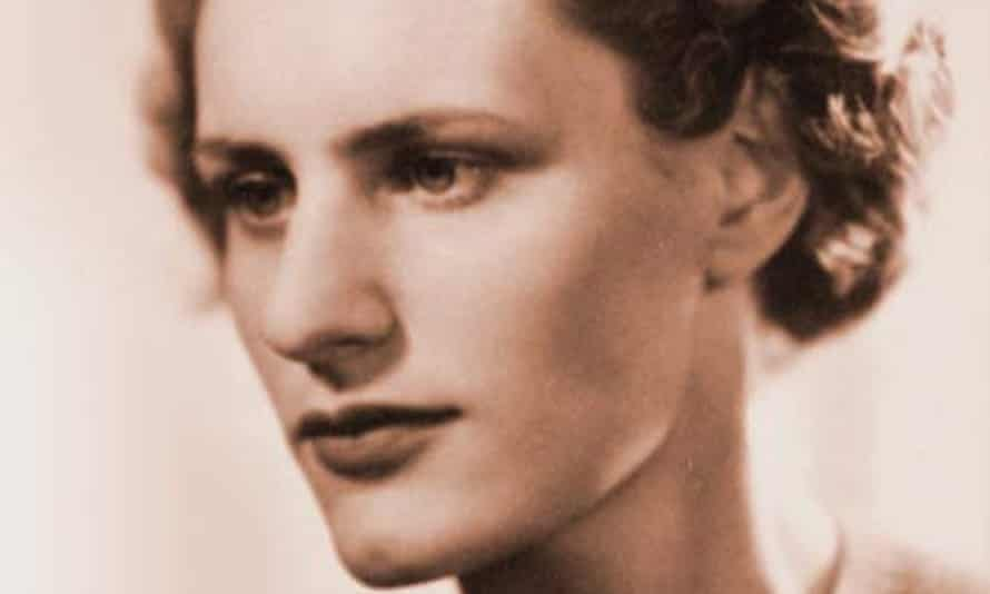 Diana Athill at Oxford, just before the second world war.