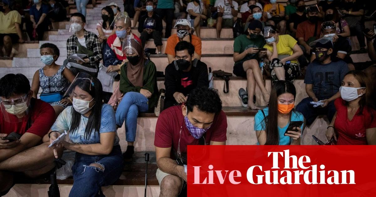 Coronavirus live news: Philippines locks down 13 million in Manila; Japan to expand state of emergency