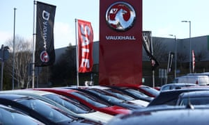 uk car sales drop by a fifth after tax changes and price rises