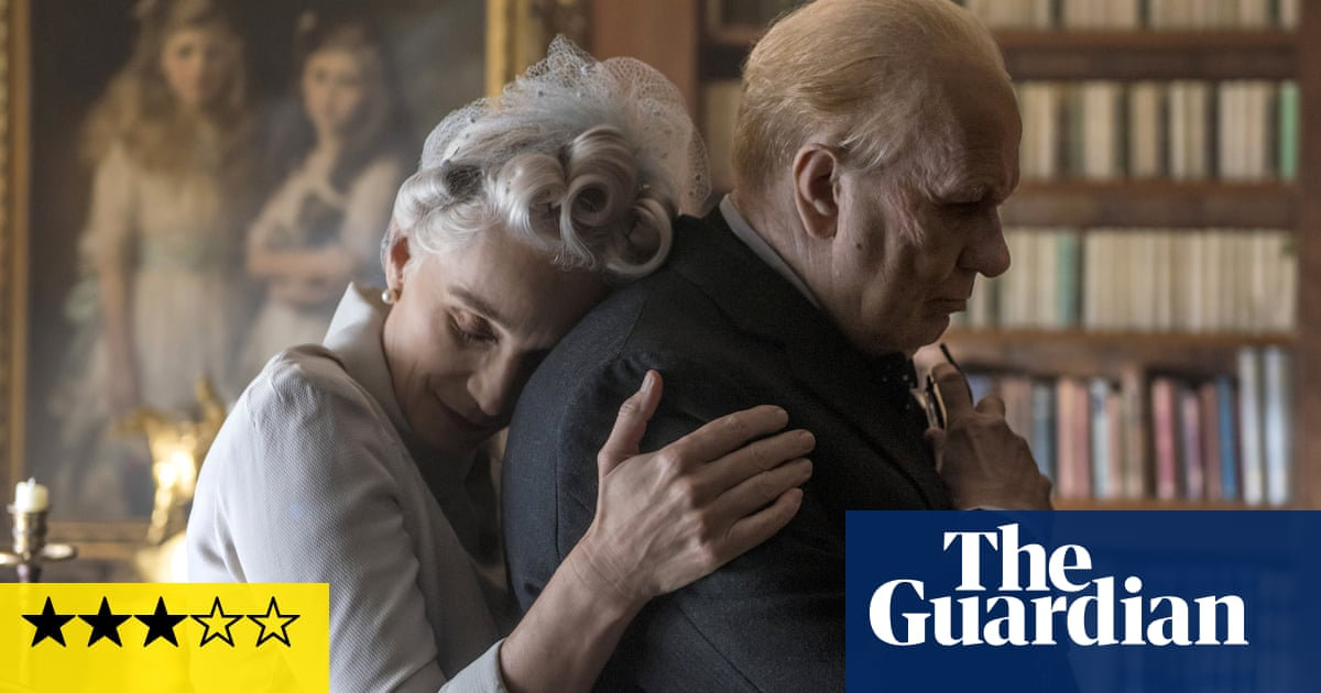 Darkest Hour review – the woman behind a very great man
