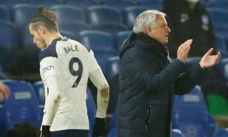 José Mourinho 'surprised' by events that led to Gareth Bale absence at Everton