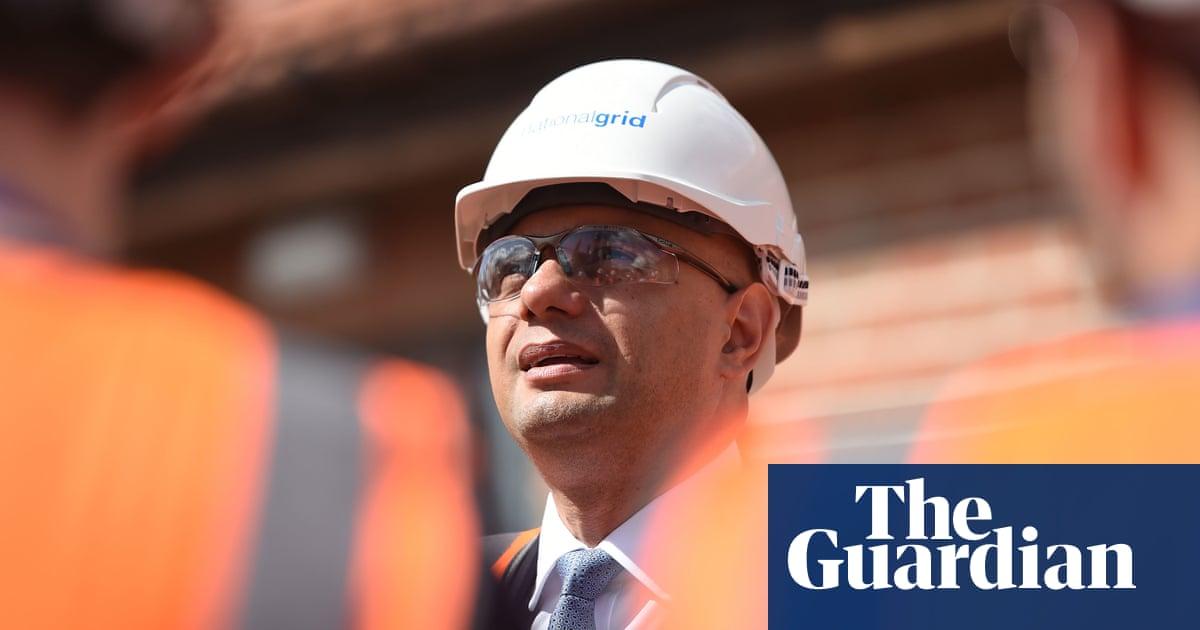 Sajid Javid announces £600m of new infrastructure spending