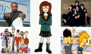 'I want my MTV!': Pimp My Ride, Daria, The Osbournes, Beavis and Butt-Head, and Clone High