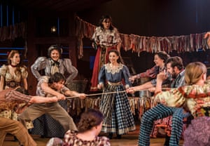 Oklahoma!, Chichester Festival theatre, 2019