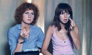 Dominique Labourier and Juliet Berto in Jacques Rivette's Céline & Julie Go Boating.