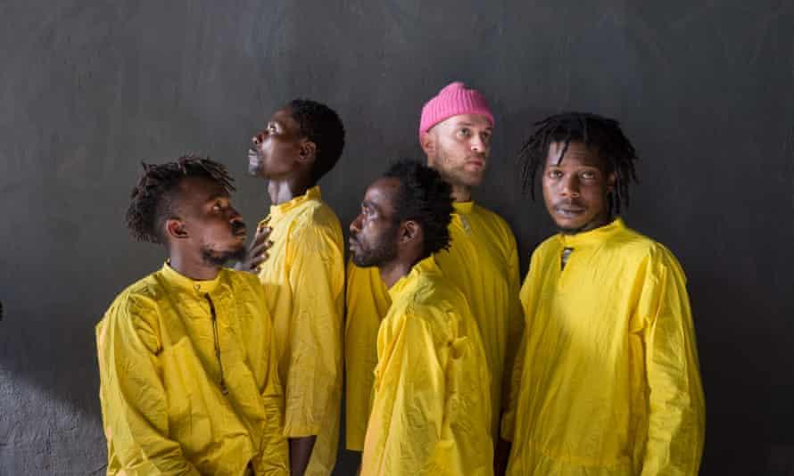 Kokoko!: 'songs about identity and struggle'