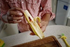 Rhik Samadder's banana surprise – with jam