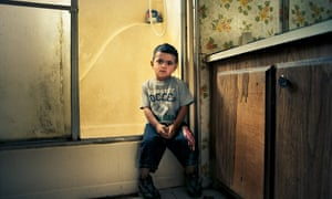 boy photographed for american realities