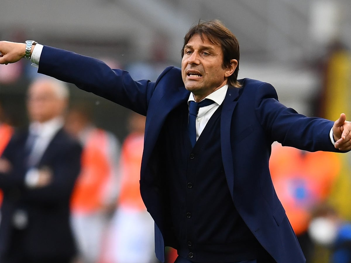 Tottenham Call Off Move For Antonio Conte After Talks With Coach Break Down Tottenham Hotspur The Guardian
