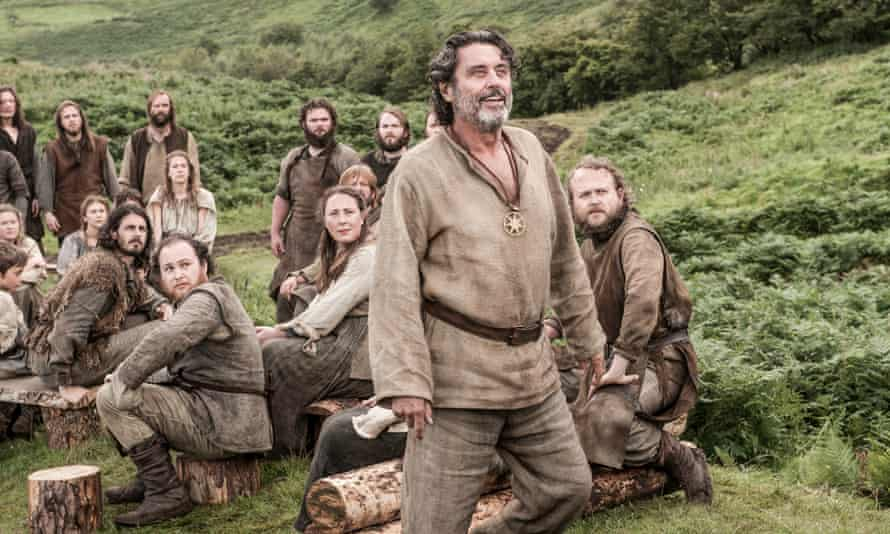 Ian McShane in Games of Thrones