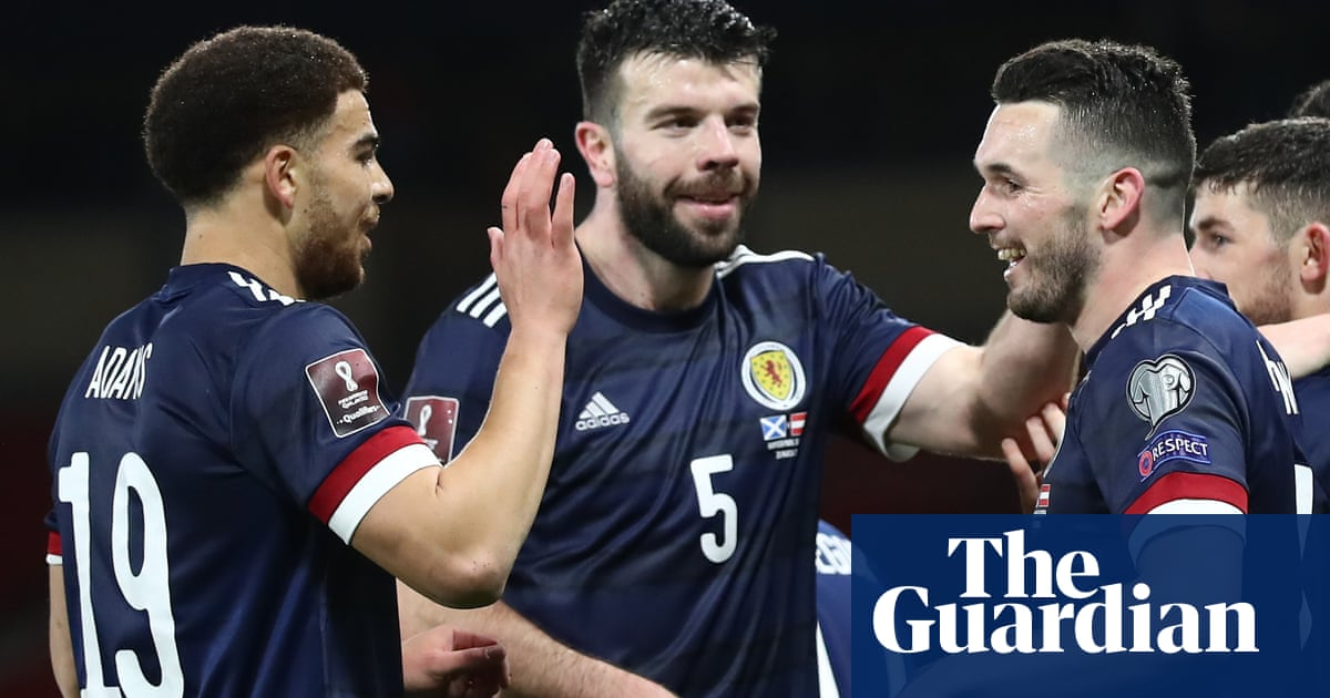 Scotland's Euro 2020 plans in chaos with six more players out of friendly