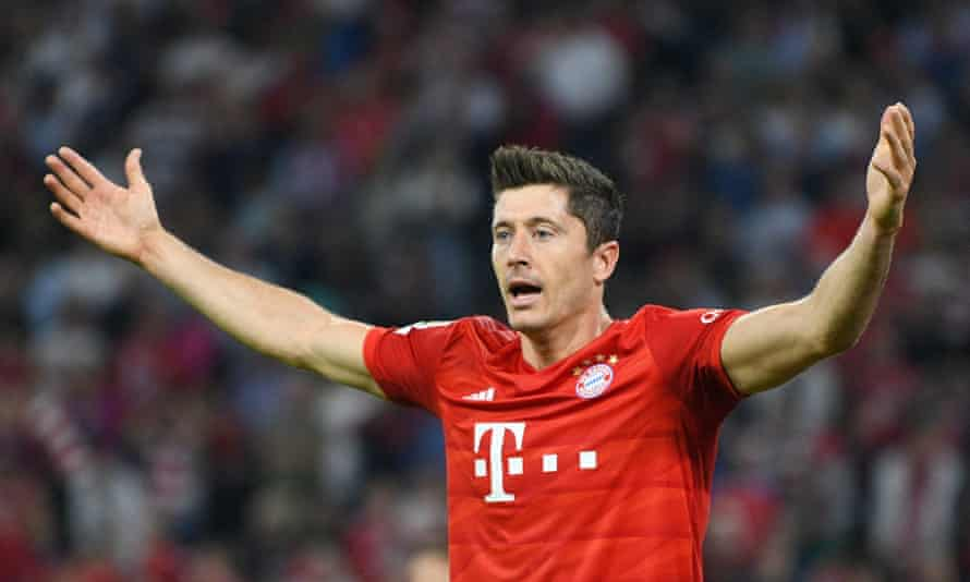 Bayern Munich and Robert Lewandowski only drew their Bundesliga opener but they have won 50% of all league titles in Germany.