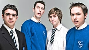 the inbetweeners in school uniform