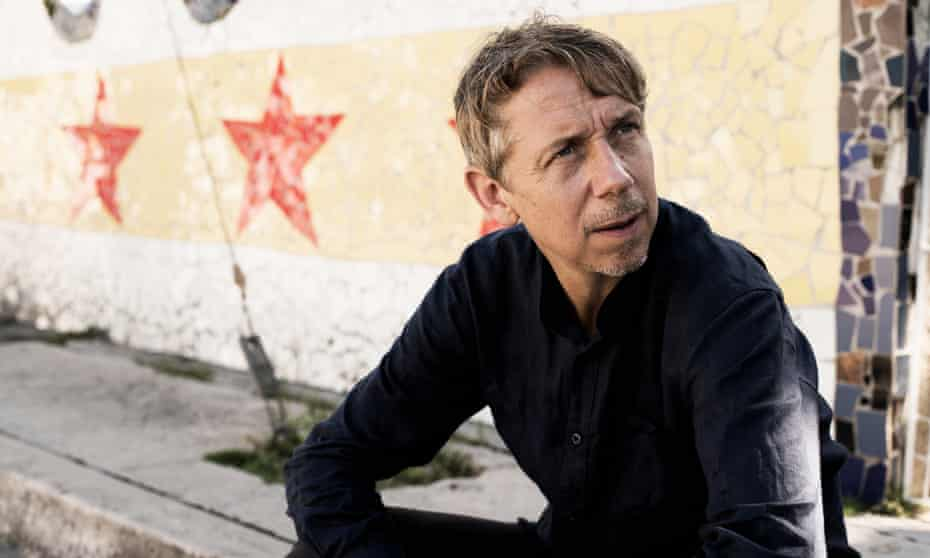 Our man in Havana… Gilles Peterson.