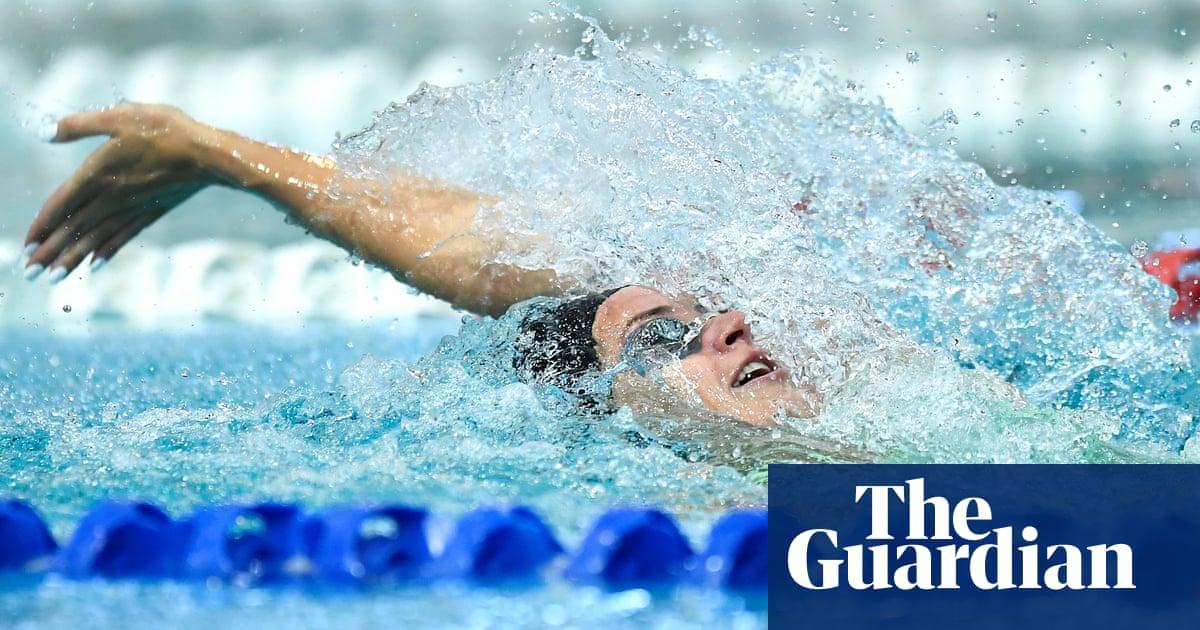 Australian swimmer Kaylee McKeown breaks 200m backstroke short course world record