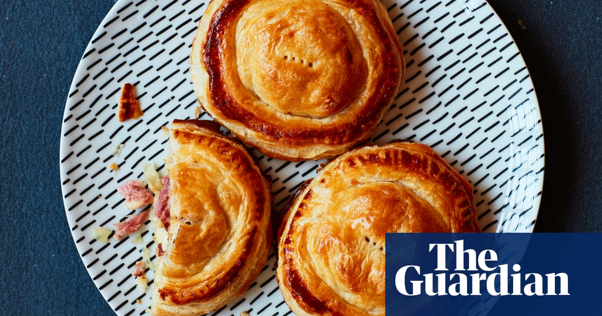Thomasina Miers Recipe For Lancashire Cheese And Ham Pies