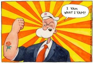 Steve Bell cartoon 21.14.17