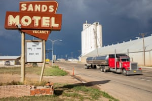 Route 60 and the Texas Panhandle
