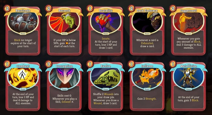 Slay the Spire review – an electrifying sense of chaos | Games | The  Guardian