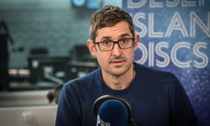 'Eager to please': Louis Theroux on Desert Island Discs, May 2019