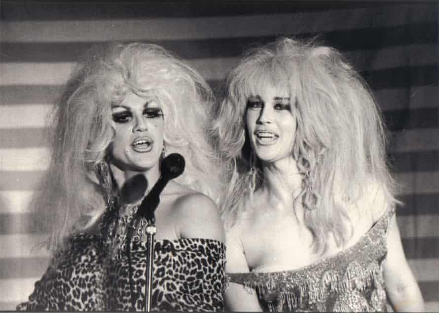 Doris and Jacqueline Hyde at Cab Con.