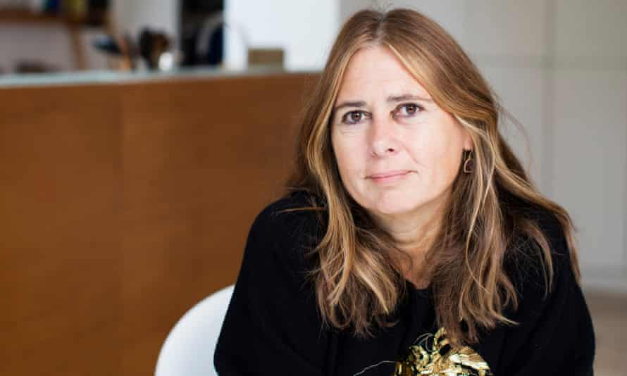 'Why would I slag off somebody who's taking over Vogue?' … Alexandra Shulman.