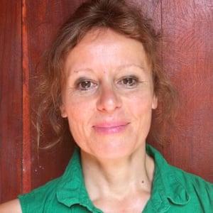 Madeleine Holt.