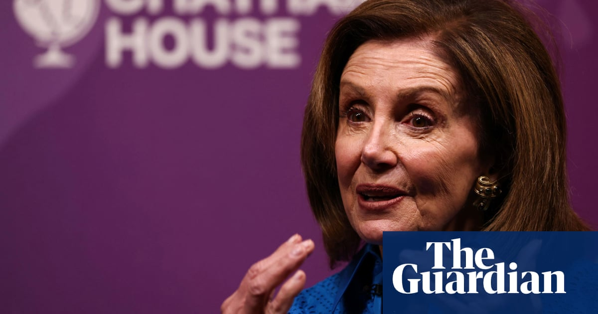 Nancy Pelosi says US Capitol attack like 9/11 but an assault from within – video