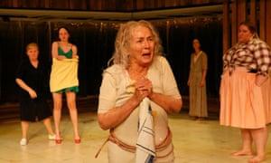 Melbourne Theatre Company's The House of Bernarda Alba