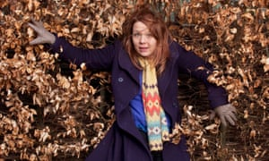 Kerry Godliman: 'I'd forgotten the meaning of funny.'