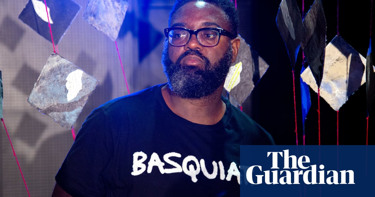 'It feels like the start of something': Reginald Dwayne Betts on his groundbreaking prison library project
