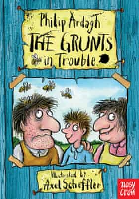 The Grunts in Trouble cover