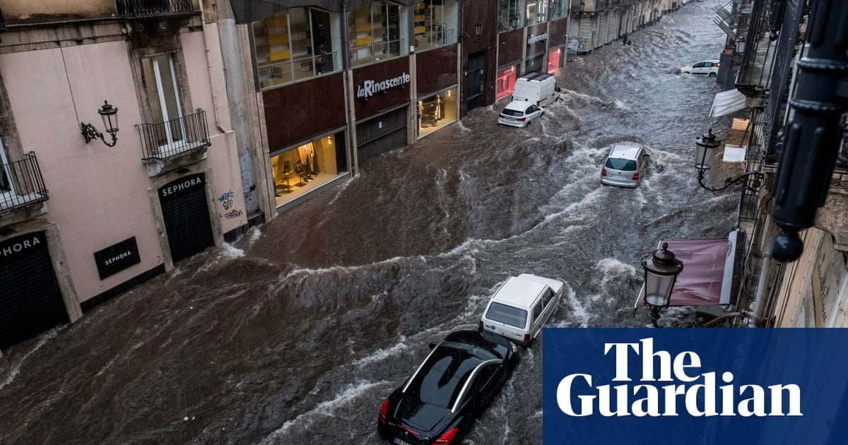 Southern Italy braced for rare Mediterranean hurricane